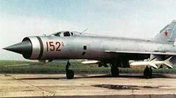 Mig-21 Fishbed (Rare Videos 4)-0