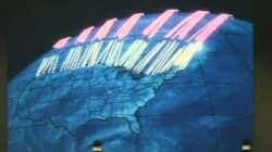 Soviet Union destroys North America (Nuclear War) - clip from the 1977 film