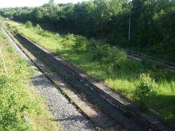 Calvert Railway Station