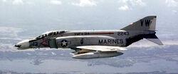 F-4B VMFA-314 1968