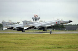 JASDF F-4 Phantoms