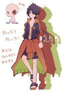 Yukinaga character design