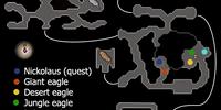 Eagles' Peak Dungeon