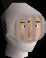 Heraldic helm (Horse) chathead