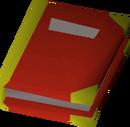 Unholy book detail
