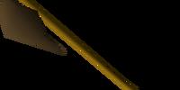 Bronze halberd