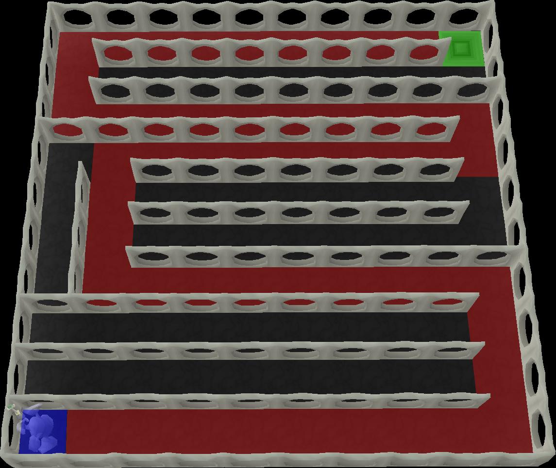 Telekinetic theatre maze 8