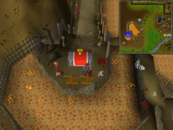 Map clue solution Lava chaos altar