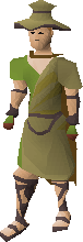 Moonclan robes equipped