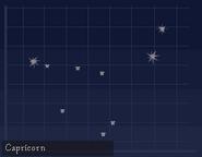 Star Chart Viewer Capricorn