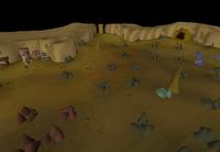 Mining Guild interior