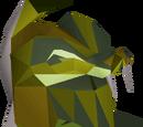 Serpentine helm