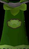 Cabbage cape detail