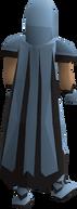 Graceful cape (Piscarilius) equipped