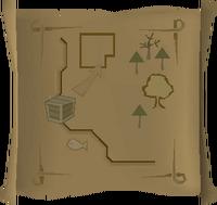 Map clue ape atoll shack