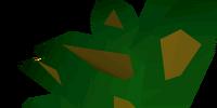 Grimy guam leaf