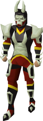 Shayzien armour (5) equipped