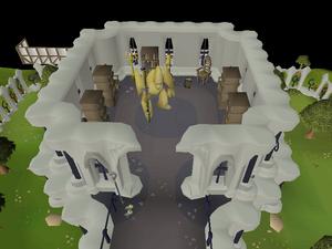 Mage Training Arena rewards shop