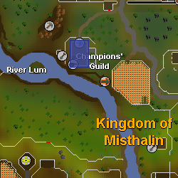 Guildmaster location