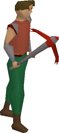 File:Dragon pickaxe equipped.png