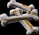 Lava dragon bones