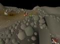 Drunken dwarf punched off troll stronghold.png