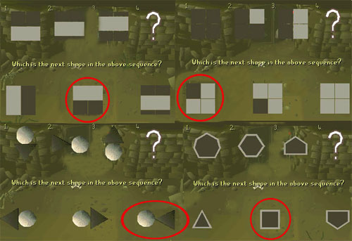 Barrows Puzzles