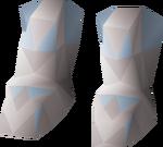Armadyl d'hide boots detail