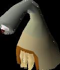 Healer hat detail