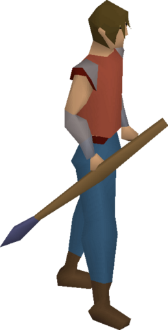File:Mithril javelin equipped.png