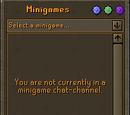 Minigame Group Finder