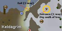 Brine Rat Cavern