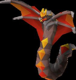 Snakeling (magma)