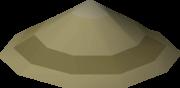 Samurai kasa detail