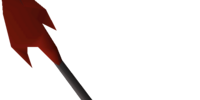 Infernal harpoon