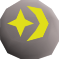 Cosmic rune detail