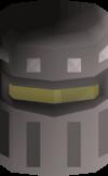 Blacksmith's helm detail