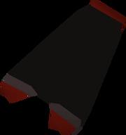 Mystic robe bottom (dark) detail