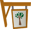 Forester's Arms sign