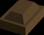 Bronze bar detail