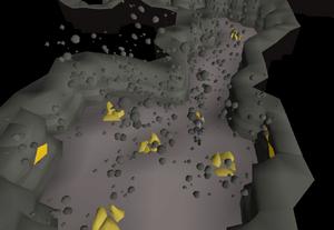 Between a Rock… open fire