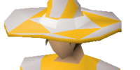Light infinity hat
