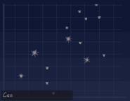 Star Chart Viewer Leo