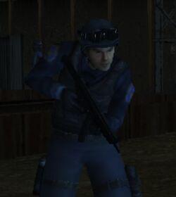 24 The Game- CTU Agent Grant