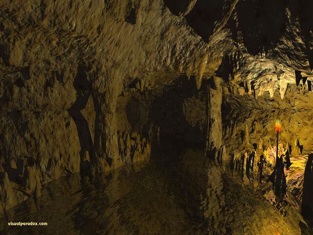File:Sandstone Cave.jpg