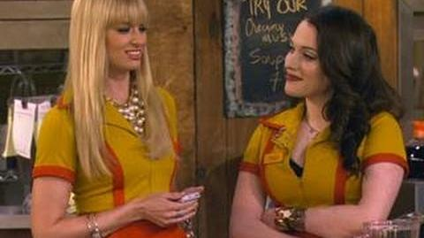 2 Broke Girls - And The French Kiss (Sneak Peek)