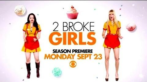 2 Broke Girls Season 3 Promo (HD)