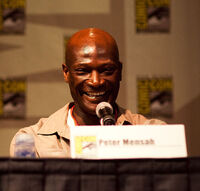 Peter Mensah