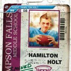 Card 90, Hamilton s card in The Black Circle