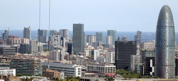 Barcelona Finanse Center (skyline)